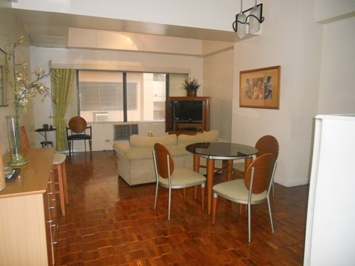 1br Fully Furnished Apartment For Rent In Legaspi Village Makati City