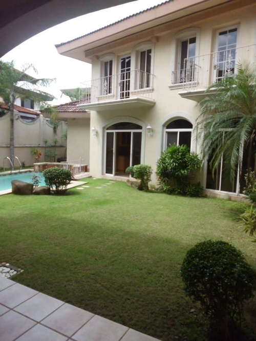600sqm 4 Bedroom House For Rent In Ayala Alabang
