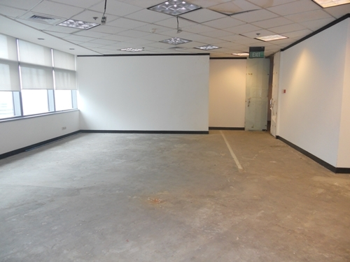 126 SQM Office Space for Lease along Ayala Avenue, Makati City