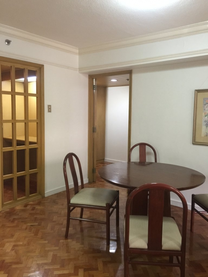 93sqft 2 Bedroom Apartment For Rent In Legaspi Village