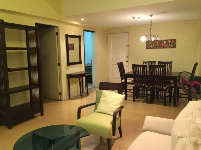 1BR Fully Furnished For Sale in Legaspi Village