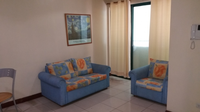 1 BR Fully Furnished For Rent in Salcedo Village